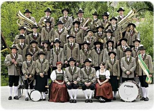 Hüte für die Blasmusikkapelle Altenmarkt