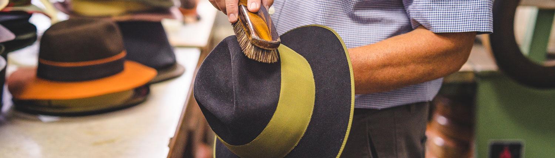 Hutpflege & Hutreparatur